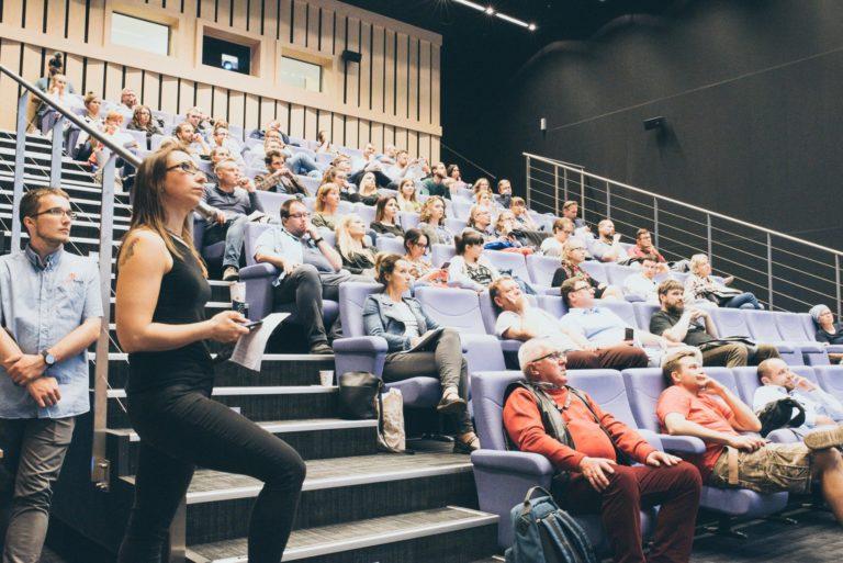 Publiczność podczas WordUp Trójmiasto #13